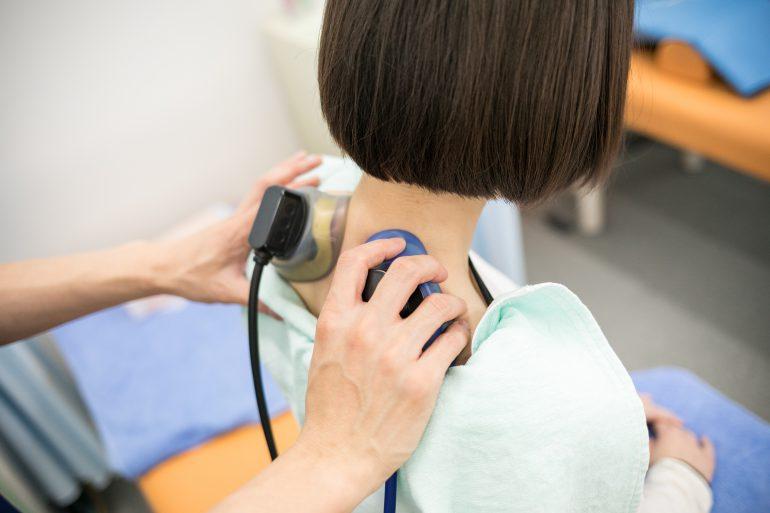治療機器|新潟市秋葉区ごとう鍼灸接骨院